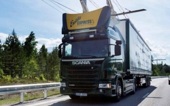 A Scania participa do projeto da