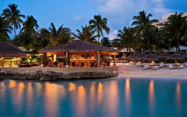 As ilhas do Caribe sao ideias para relaxar com a família