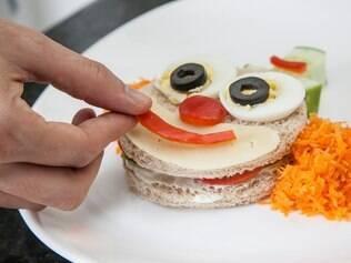 Sanduíche de palhaço: aprenda a fazer