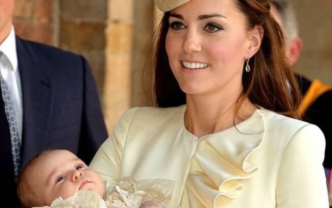Kate Middleton diz que enfrentou problemas durante a gestação