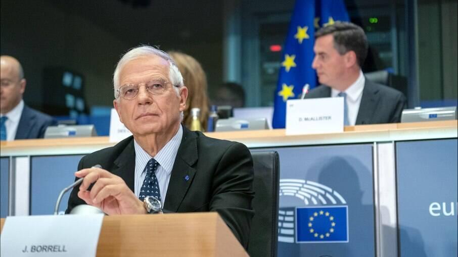 Diplomata europeu diz ser