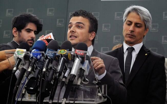 O deputado Aliel Machado (PR) é indicado do Rede para a comissão do impeachment.. Foto: Luis Macedo / Câmara dos Deputados - 09.12.15