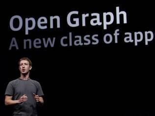 Zuckerberg apresenta novidades para aplicativos do Facebook