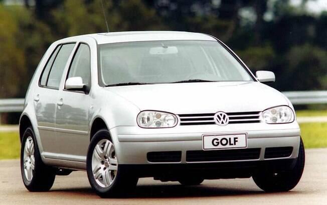 VW Golf GTI da quarta geração acabou se tornando referência em qualidade e desempenho  assim que chegou ao Brasil