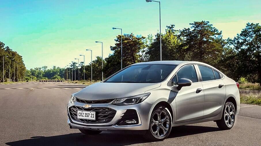 Chevrolet Cruze 2021: novos detalhes para-choques, grade frontal e rodas para ganhar apelo entre sedãs e hatches médios