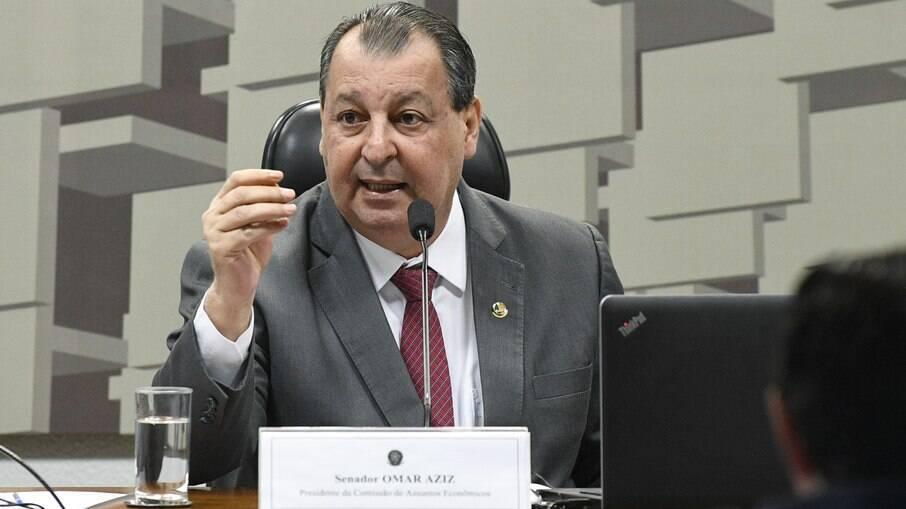 Omar Aziz (PSD-AM) é o nome indicado para comandar a Comissão Parlamentar de Inquérito (CPI) da Covid