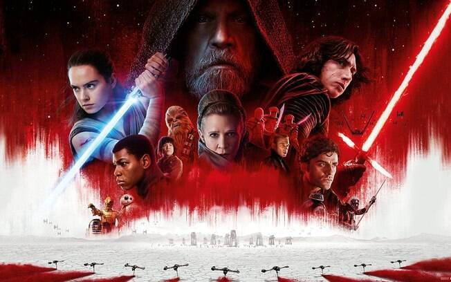 ''Star Wars: Os Últimos Jedis'' dividiu fãs e deixou muitas pessoas decepcionadas com as decisões tomadas pela Disney