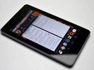 Nexus 7: tablet da linha Nexus recebe atualizações diretamente do Google
