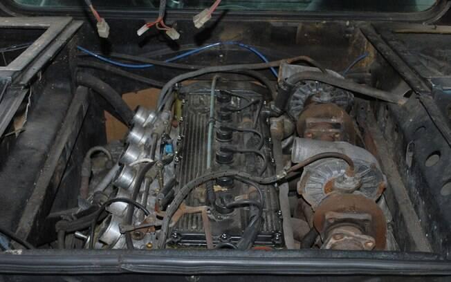 Motor precisa de manutenção preventiva, pois mesmo que volte a funcionar com pouca restauração, poderá quebrar