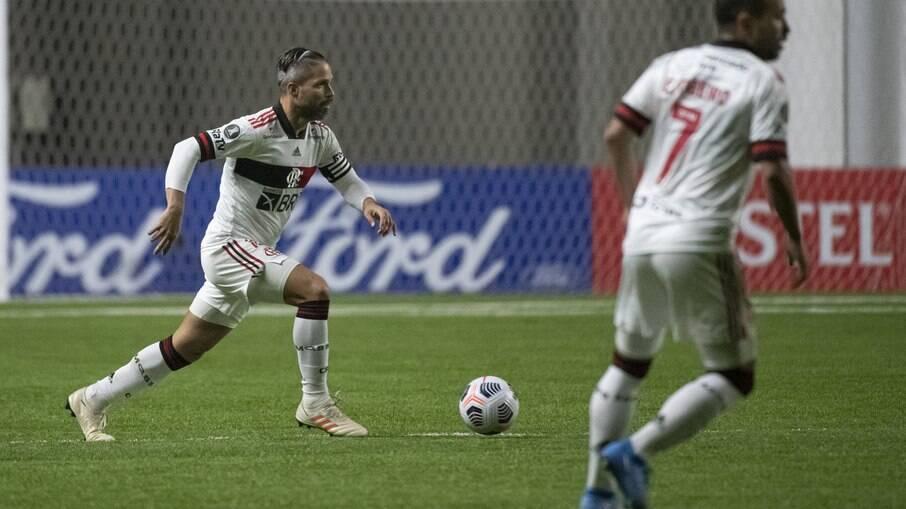Flamengo tem fraca atuação e fica apenas no empate contra Unión La Calera