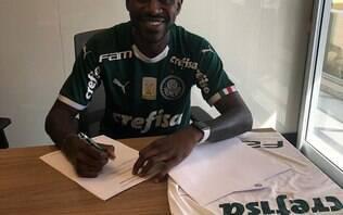Palmeiras anuncia a contratação de Ramires, ex-volante da seleção brasileira