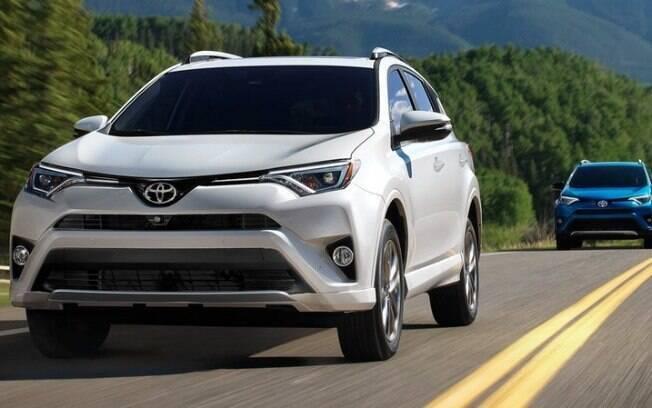 Toyota RAV4: o SUV mais vendido do mundo é quase ignorado pelos brasileiros, mas vendeu 800.676 unidades em 2017