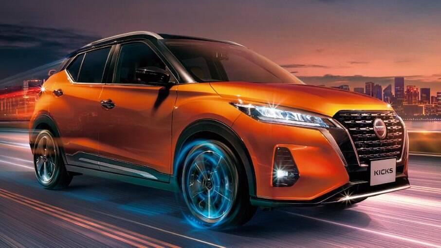 Nissan Kicks ePower: vem com motor elétrico alimentado por outro a combustão que funciona apenas como gerador