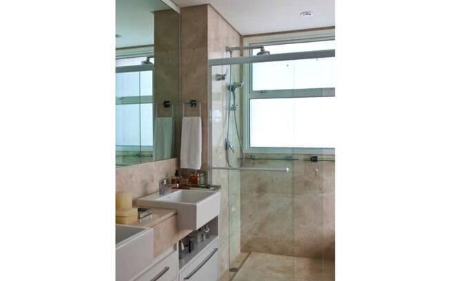 Mais Espaço No Banheiro Arquitetura Ig