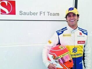 Expectativa.  Brasileiro Felipe Nasr teve o lugar ameaçado no grid deste domingo por causa da confusão de sua equipe, a Sauber