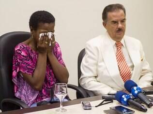 Isabel Cristina Batista, mãe de Kaique, voltou atrás e apoiou a tese de suicídio apontada pela polícia