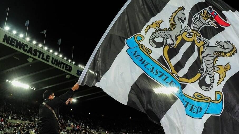 Newcastle United é o mais novo rico do futebol inglês
