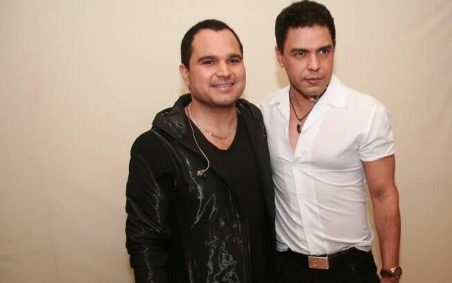 Zezé di Camargo e Luciano têm lucros de show bloqueados