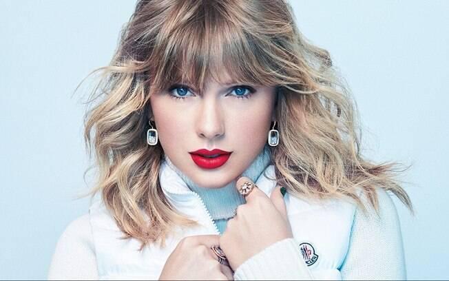 Taylor Swift lidera lista dos artistas mais bem pagos dos EUA