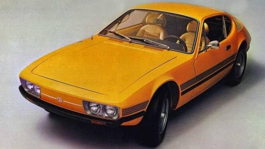 VW SP2: hoje em dia, passou a ter alto valor. Mas apensar do estilo arrojado para a época, fica devendo melhor desempenho