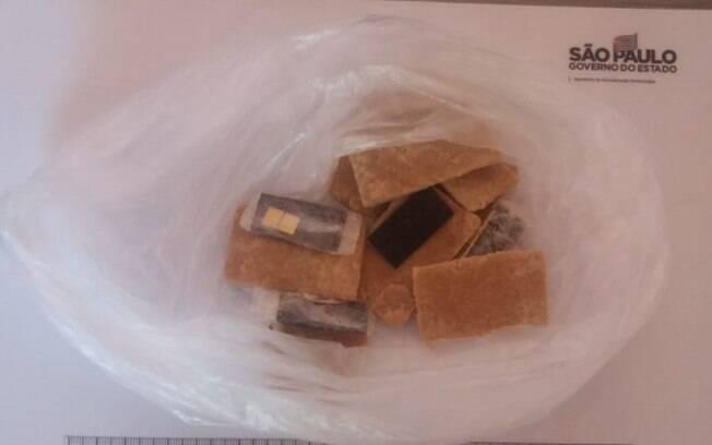 Agentes de Hortolândia apreendem drogas sintéticas na cadeia