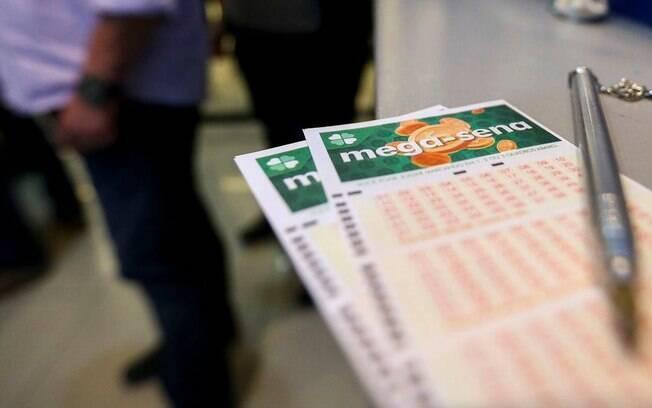 A Mega-Sena está acumulada há 13 concursos