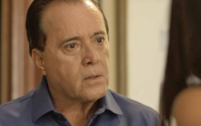 Olavo tentará invadir o casarão, mas Valentina, Murilo e Judith vão impedir em