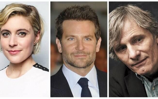 Além de Bradley Cooper, atores de