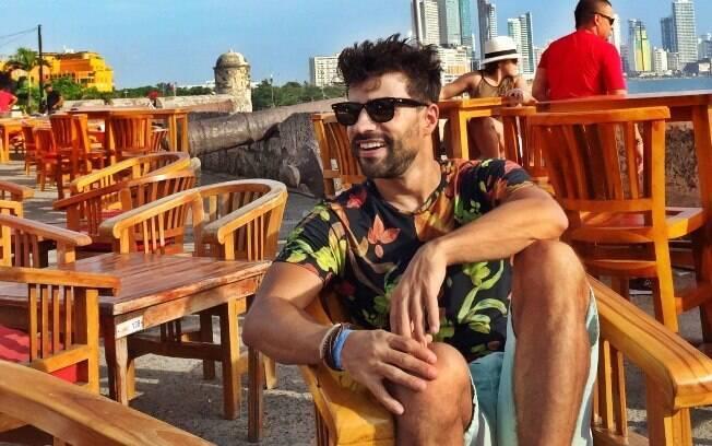 Flávio Fusco já esteve em mais de 20 países e agora dá dicas aos viajantes de como viajar economizando  e aproveitando