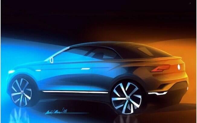 O SUV será baseado no Volkswagen T-Roc e terá somente o Range Rover Evoque Cabriolet como seu rival