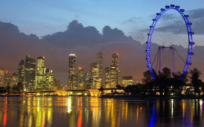 Voo direto entre São Paulo e Cingapura, operado pela Singapore, facilitou as viagens ao sudeste asiático
