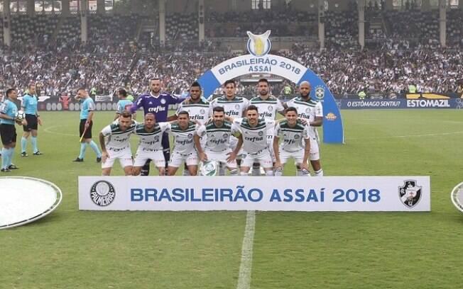 Palmeiras é o grande campeão brasileiro de 2018