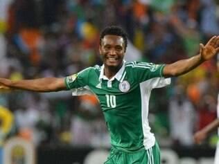 Mikel é a principal estrela da seleção nigeriana