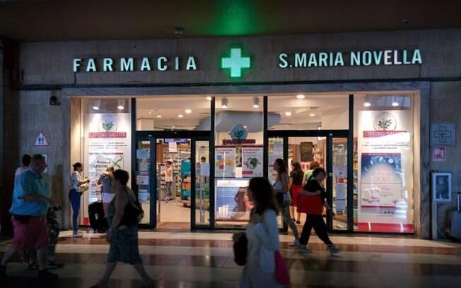 Farmácias estão sofrendo com escassez de produtos na Itália