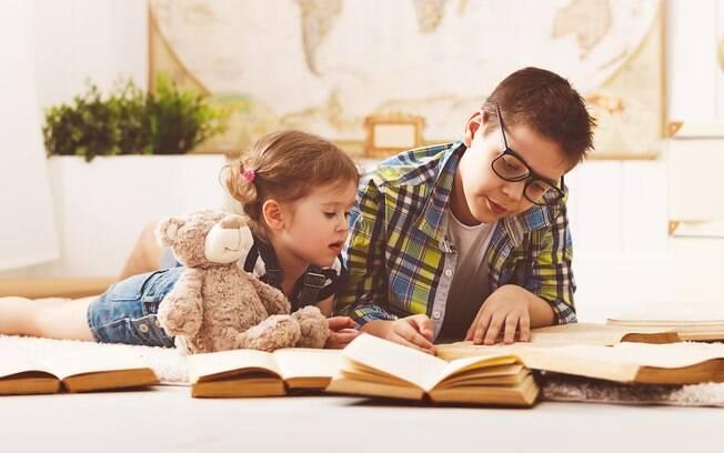 Por receber mais estímulo dos pais, irmão mais velho apresenta QI mais elevado