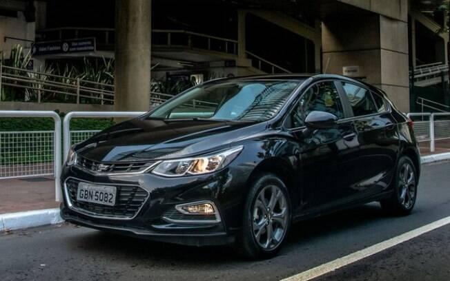 O Chevrolet Cruze Sport6 é uma versão diferenciada e descolada do hatch médio mais vendido