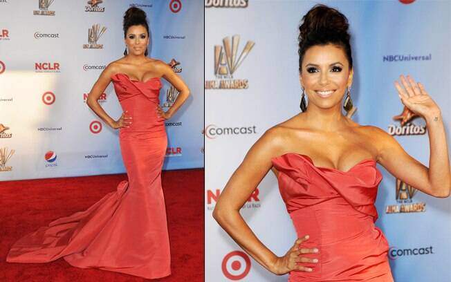 Eva Longoria no ALMA Awards