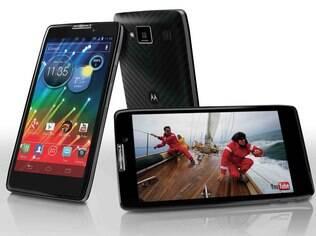 Razr HD é primeiro smartphone 4G a chegar ao Brasil
