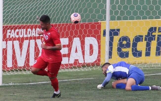 Copa SP: Guarani é goleado na estreia no Brinco de Ouro