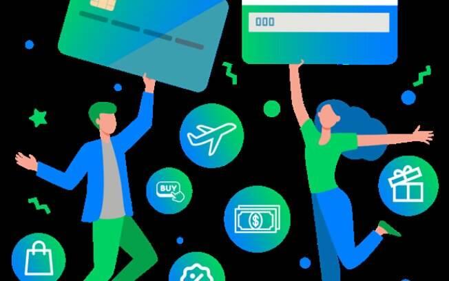 Volume de compras com cartão de crédito cresce 52% no segundo trimestre em 2021