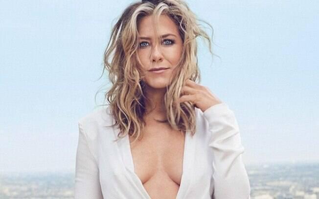 Jennifer Aniston fala sobre separação pela primeira vez