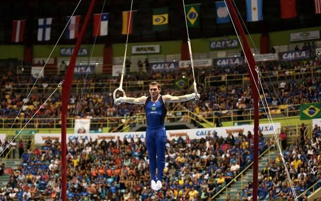 ginástica nas olimpíadas rio 2016 notícias e medalhas