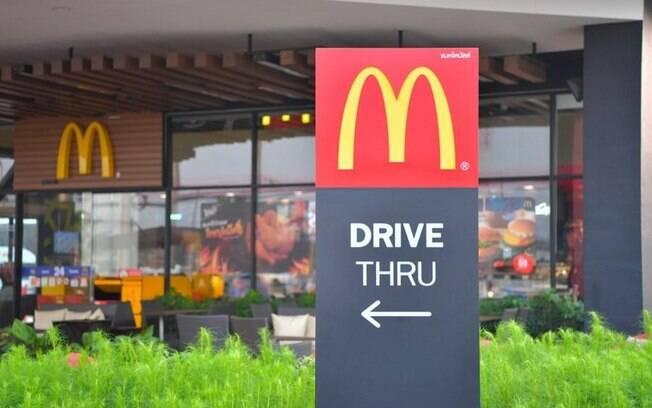 McDonald's e FCA fecham parceria que vai permitir escolher opções do cardápio pela central multimídia