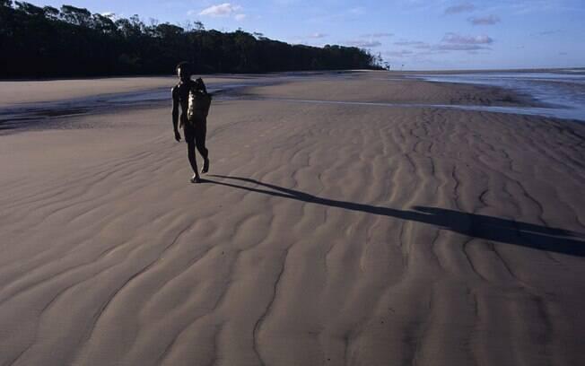 Além das belas praias, há manguezais, igarapés, lagos, dunas