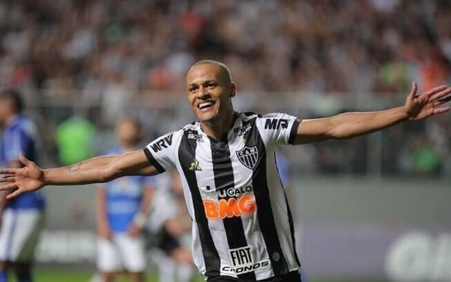Adilson deixou o dele na vitória do Atlético-MG contra o CSA