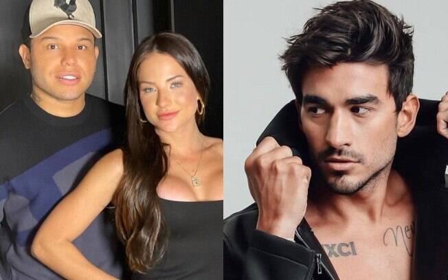 Tierry se irrita com fãs do ex-casal Gui e Gabi