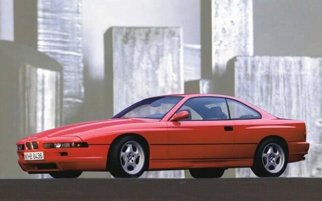 BMW Série 8: um dos carros mais legais da marca bávara também foi um dos grandes fracassos