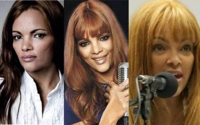 Flordelis já usou várias perucas