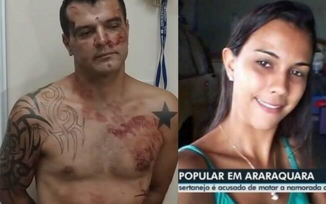 Cantor sertanejo foi acusado de matar Camila Lourenço