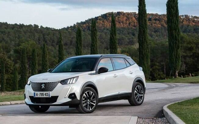 Peugeot 2008: nova geração do SUV francês é escolhido 'Auto Europa 2021' na Itália